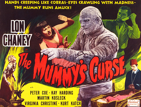 The Mummy's Curse (Universal 1944)