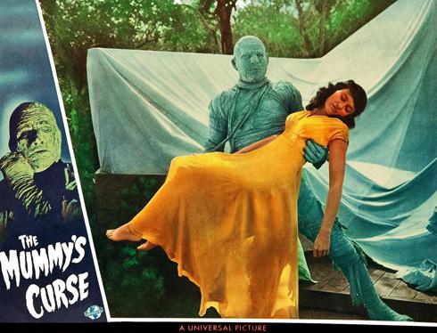 The Mummy's Curse (Universal 1944)