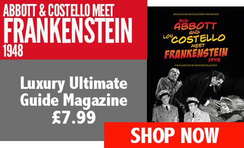 Abbott & Costello Meet Frankenstein 1948 Ultimate Guide