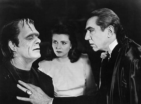 Abbott and Costello Meet Frankenstein (Universal 1948)