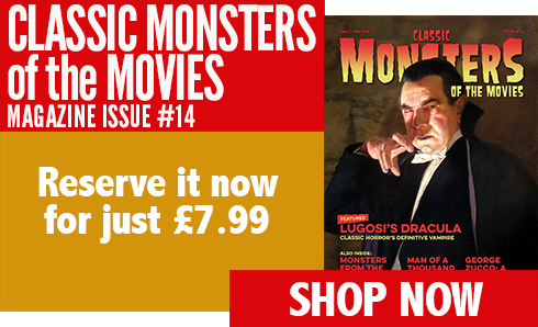 Classic Monsters of the Movies issue #14