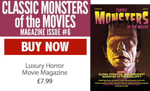 Classic Monsters of the Movies issue #6