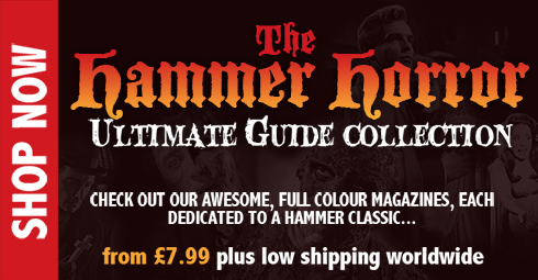 Hammer Horror Ultimate Guides