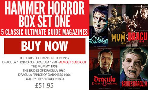 Hammer Horror 5-Guide Box Set 1