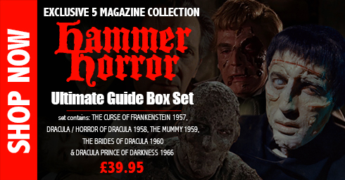 Hammer Horror 5-Guide Box Set