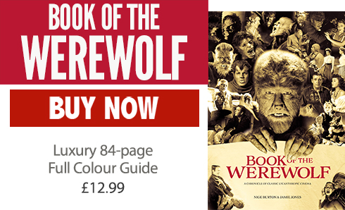 Book of the Werewolf
