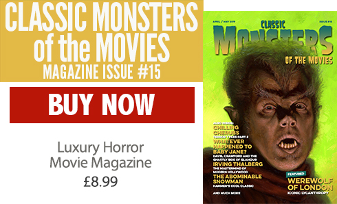 Classic Monsters of the Movies issue #15