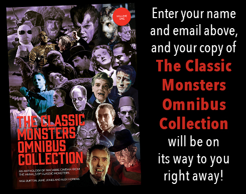 Join the Classic Monsters newsletter list today!