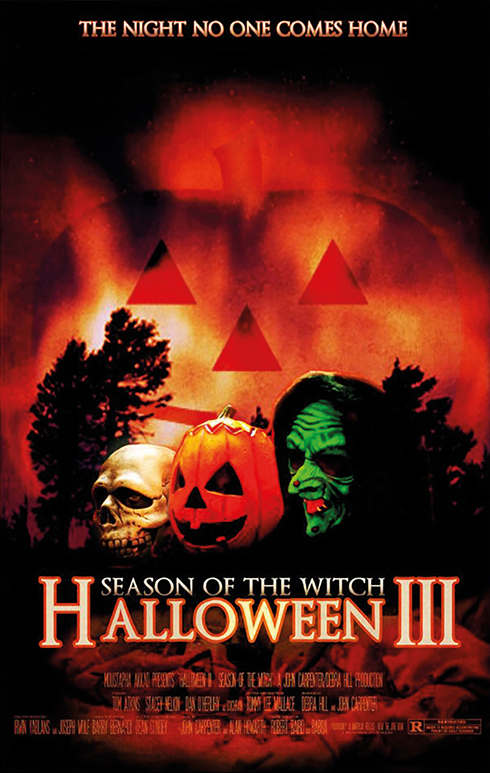 Halloween III: Season of the Witch (Universal 1982)