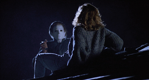 Halloween 4: The Return of Michael Myers (Galaxy 1988)