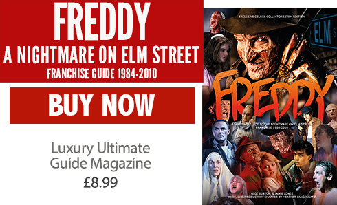 Freddy - A Nightmare on Elm Street Franchise Guide