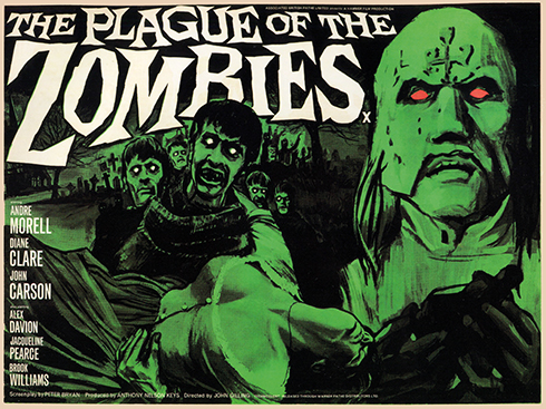 The Plague of the Zombies (Hammer 1966)