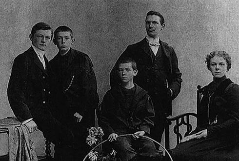 Murnau family