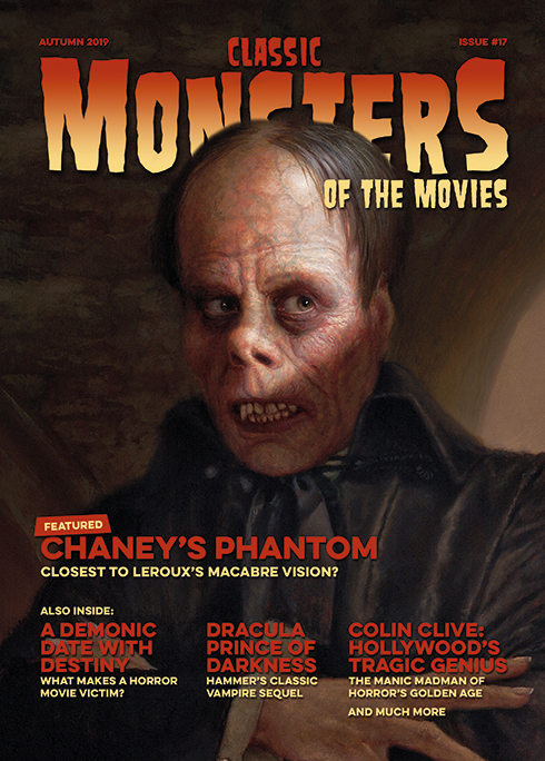 Classic Monsters of the Movies issue #17