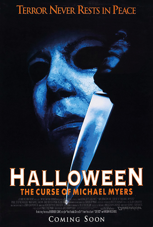 Halloween: The Curse of Michael Myers (Dimension 1995)