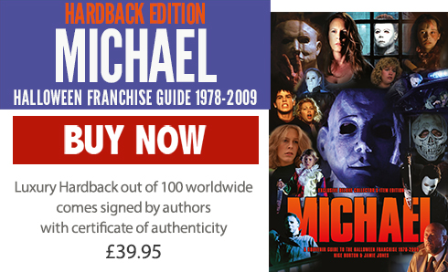 Michael - Halloween Franchise Guide Signed Hardback