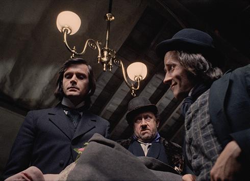 Dr Jekyll & Sister Hyde (Hammer 1971)