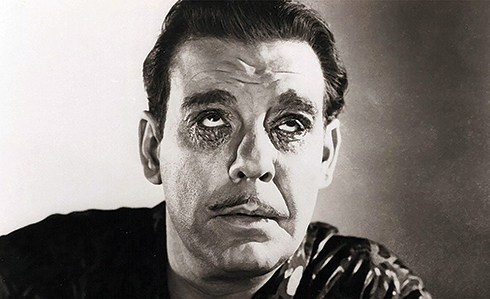 Lon Chaney in Dead Man's Eyes (Universal 1944)