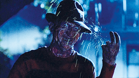 A Nightmare on Elm Street (New Line 1984)