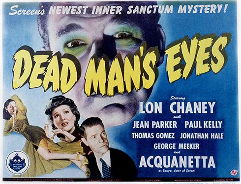Dead Man's Eyes (Universal 1944)
