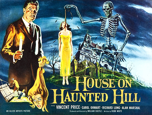 House on Haunted Hill (Allied Artists 1959)