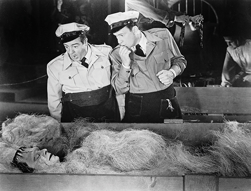 Abbott and Costello Meet Frankenstein (Universal-International 1948)