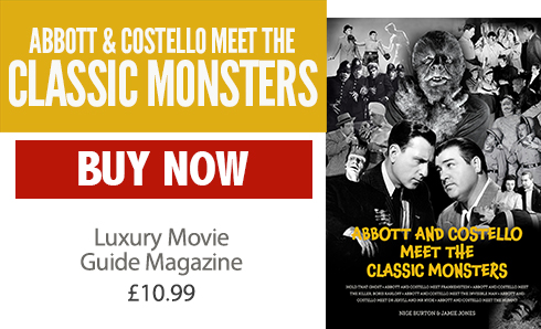 Abbott and Costello Meet the Classic Monsters